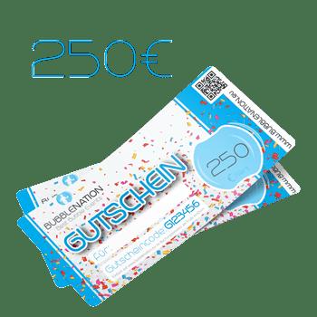 250€ Gutschein